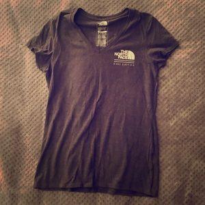 Women's North Face T-shirt
